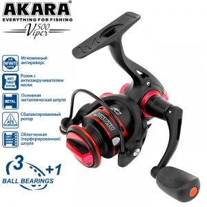 Катушка безынерционная Akara Viper 500