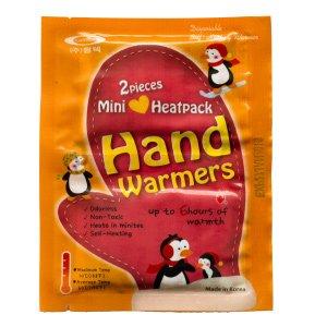 Грелка для рук Hand Warmers 6 часов (2шт.)