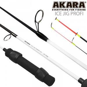 Удочка зимняя Akara Ice Jig Profi 50г 55 см