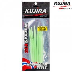Трубка перчик Kujira G-Makk для крючков 10/0 Lumo (5 шт)